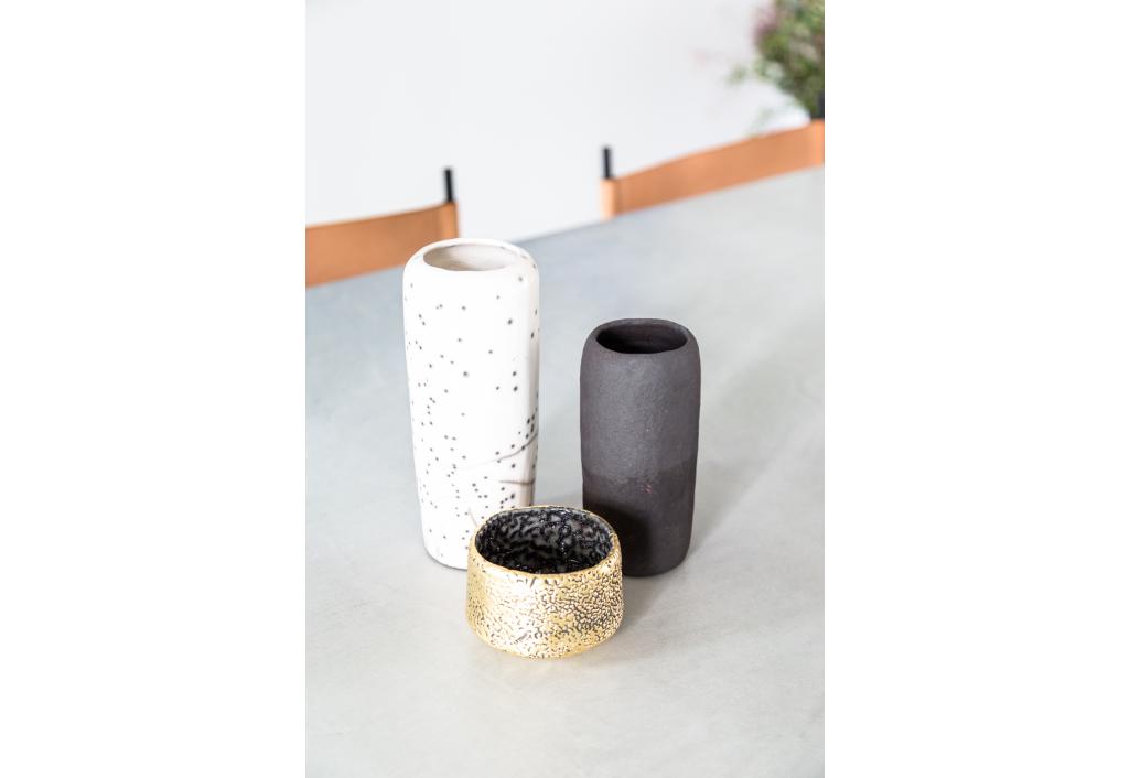 Vase blanc (moyen) ©Jean-François Reboul
