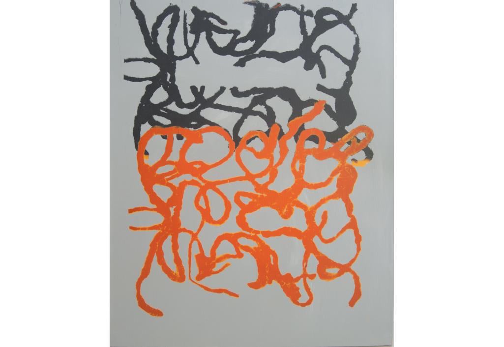 Noir & Orange