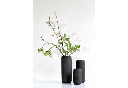 Vase noir - Medium size
