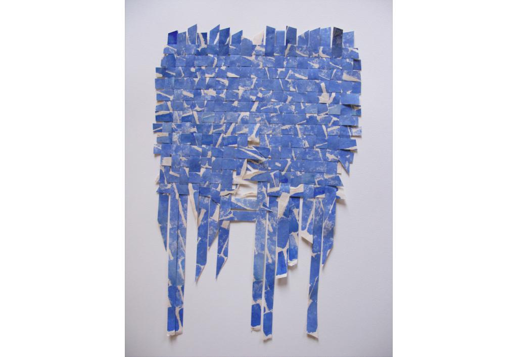 bleu ivoire