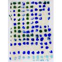 Lokta bleu vert