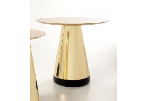 Golden pedestal 2