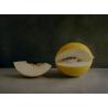 EDLS - Demi-lune d'août, dernier quartier du melon