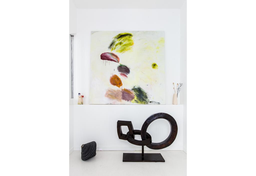 Victoire d'Harcourt chez Amelie maison d'art