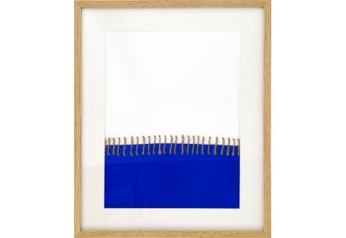 Portrait, Bleu