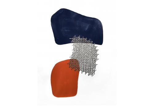 Empathie 3 - Margaux Pecorari - Art Abstrait