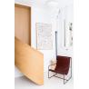 Simple - Armchair leather - Damien Le Bocq - Amelie