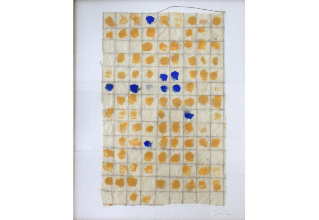 Composition bleu bleu