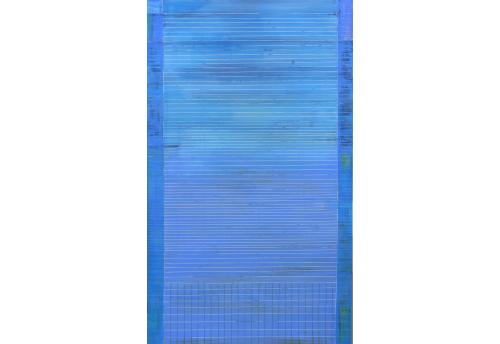 La profondeur du bleu