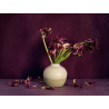Bouquet, Tulipes Pourpres