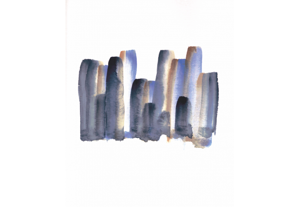 Ligne Indigo Bleu
