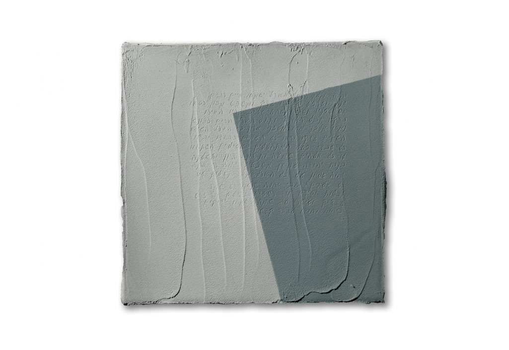 Affiche Bleue 13
