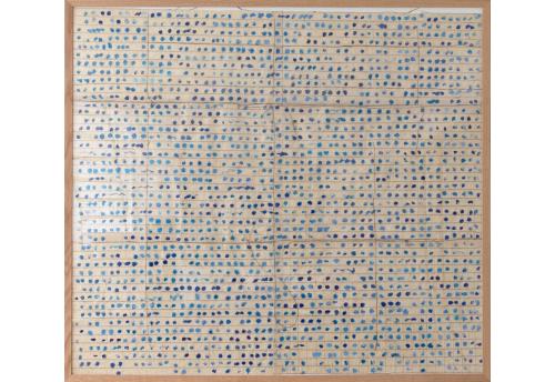 Franchissement des bords - bleu clair II