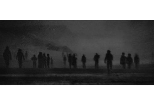 la Course des ombres