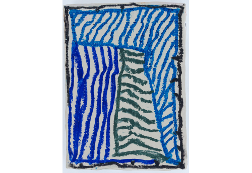 Petit Possible - vert & bleu
