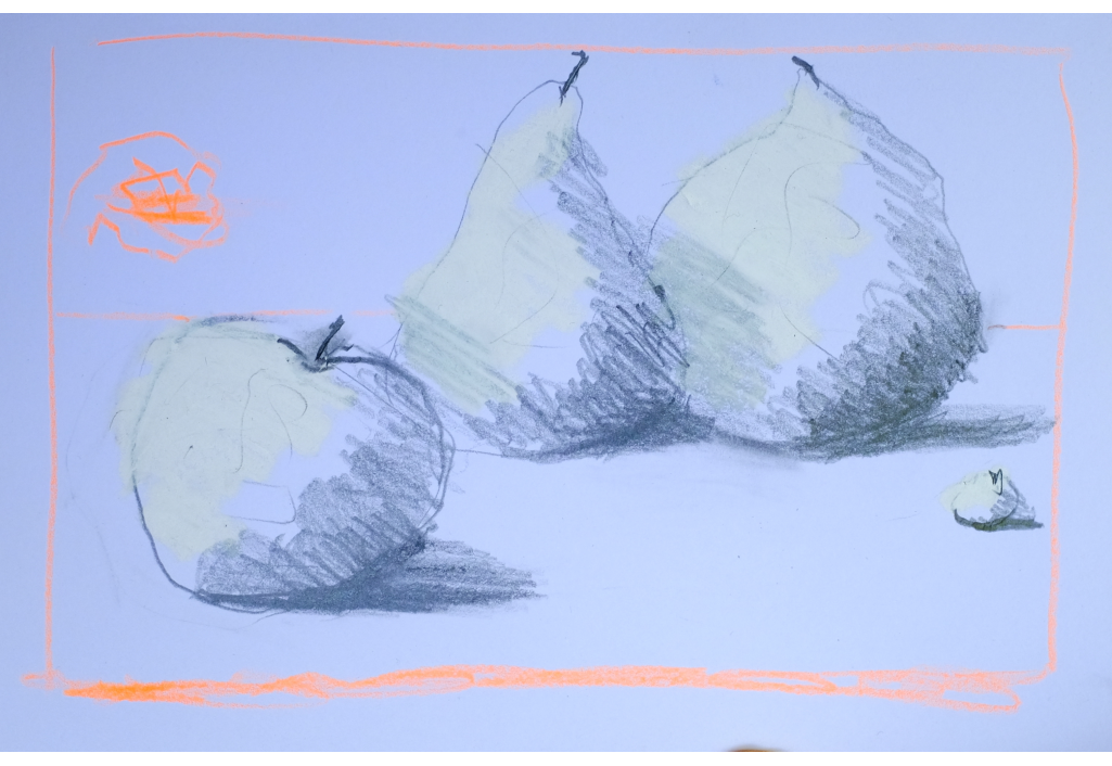 Fruits des confins I
