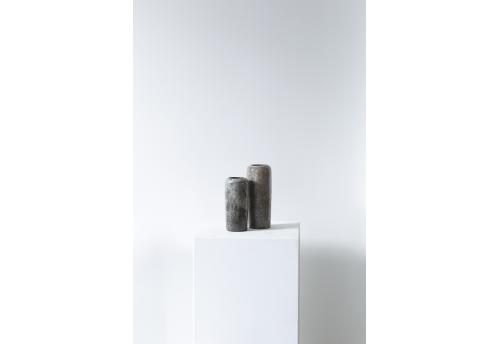 Vase gris - Grand format