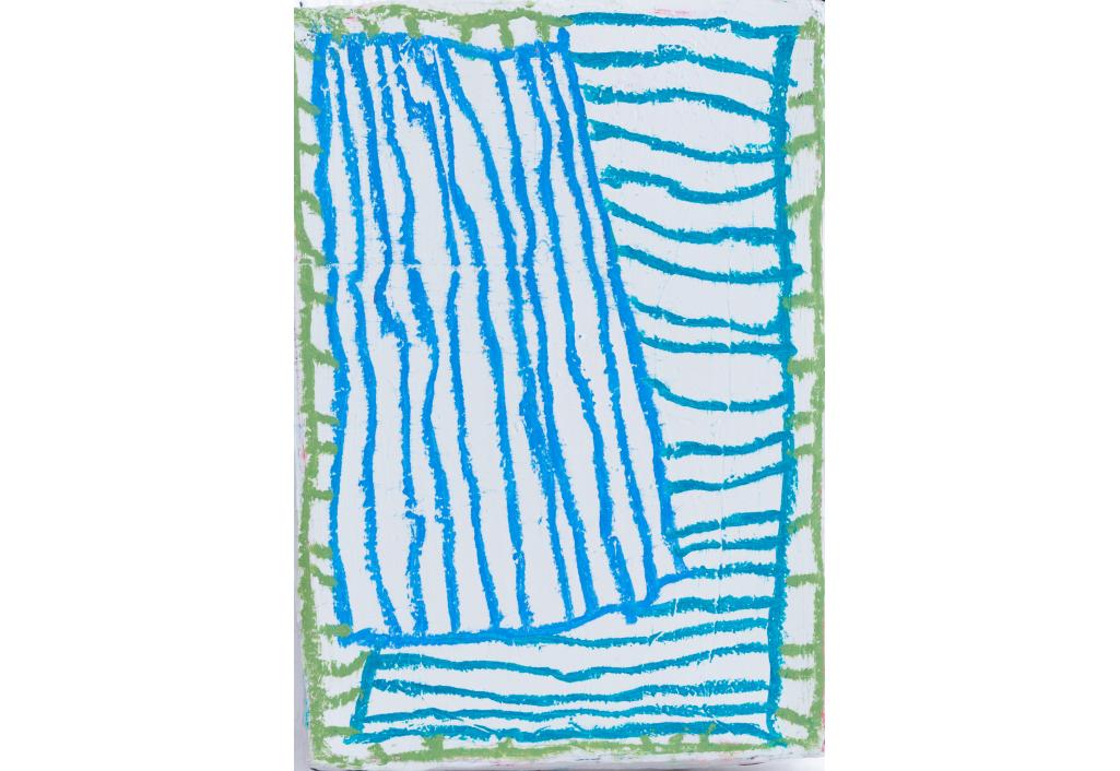 Petit Possible - bleu & vert