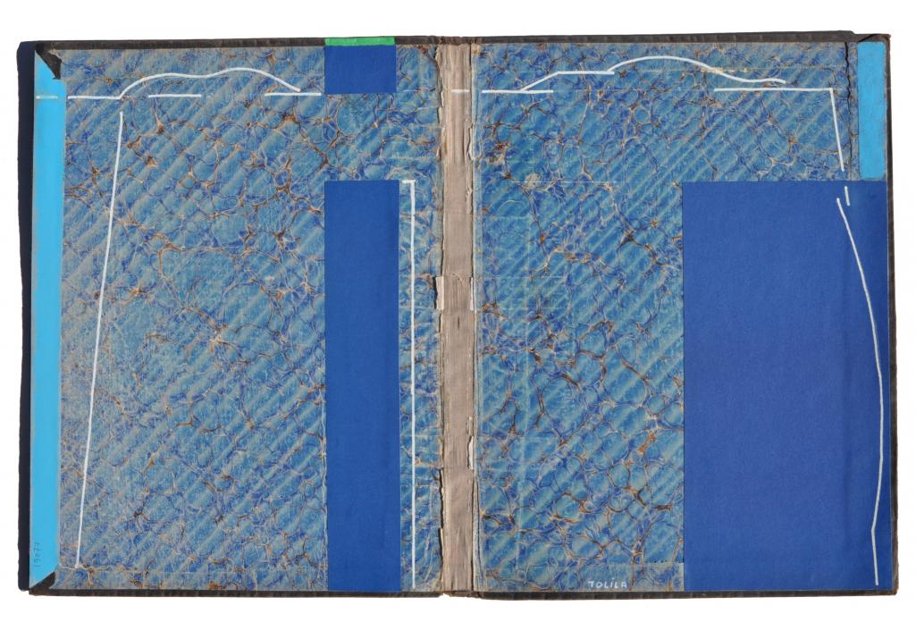 Livre ouvert 19077