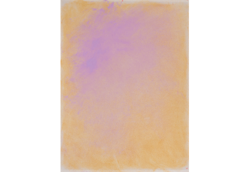 Violet and ochre