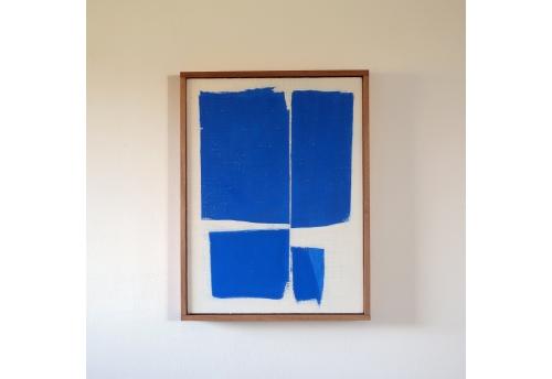 Blue Fragment