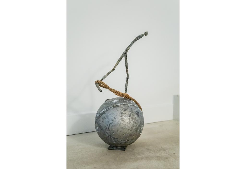 Robinson Sculpture Nadine de Garam Zeuxis
