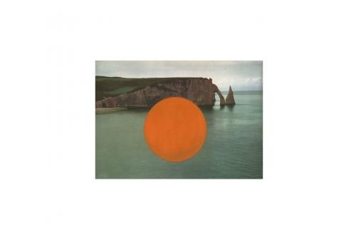 Orange Etretat