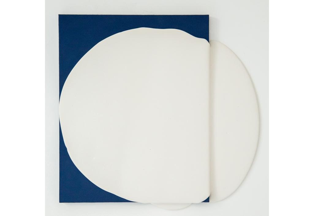 Mini 01 - White in bleu