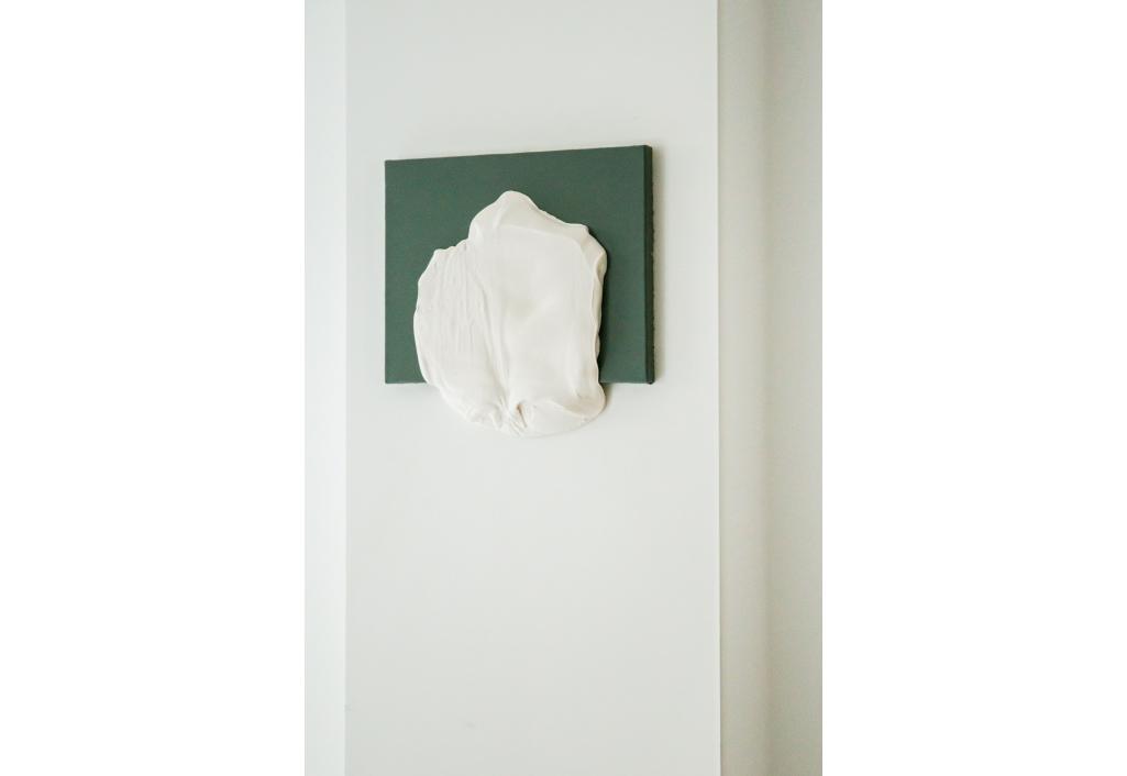 Mini 06 - White in green