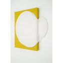 Mini 04 - White in yellow