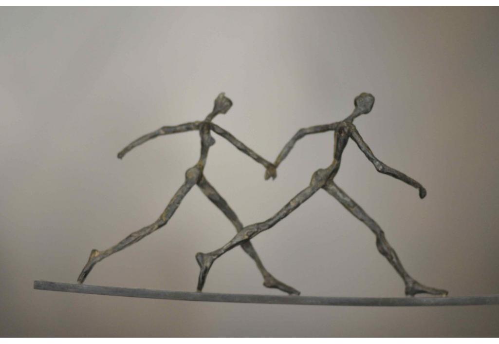 Leader Sculpture Sylvie Mangaud Zeuxis