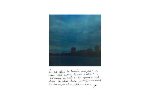 Jour bleu - Ménam Chao Phraya