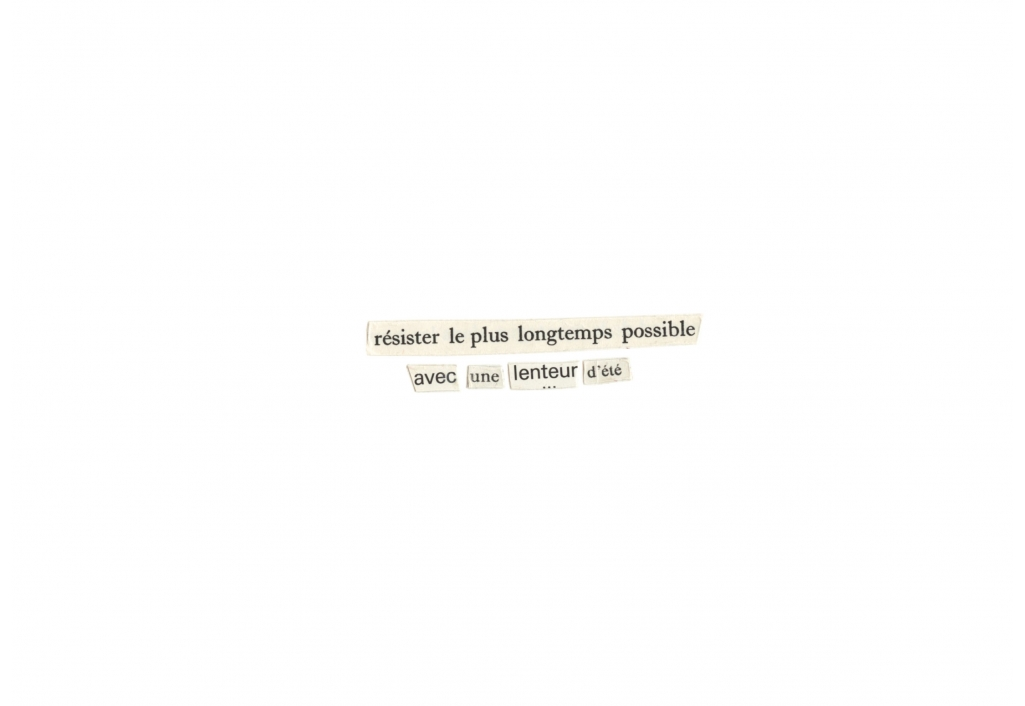Poème 11