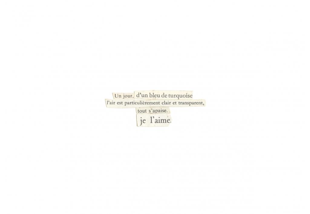 Poème 16