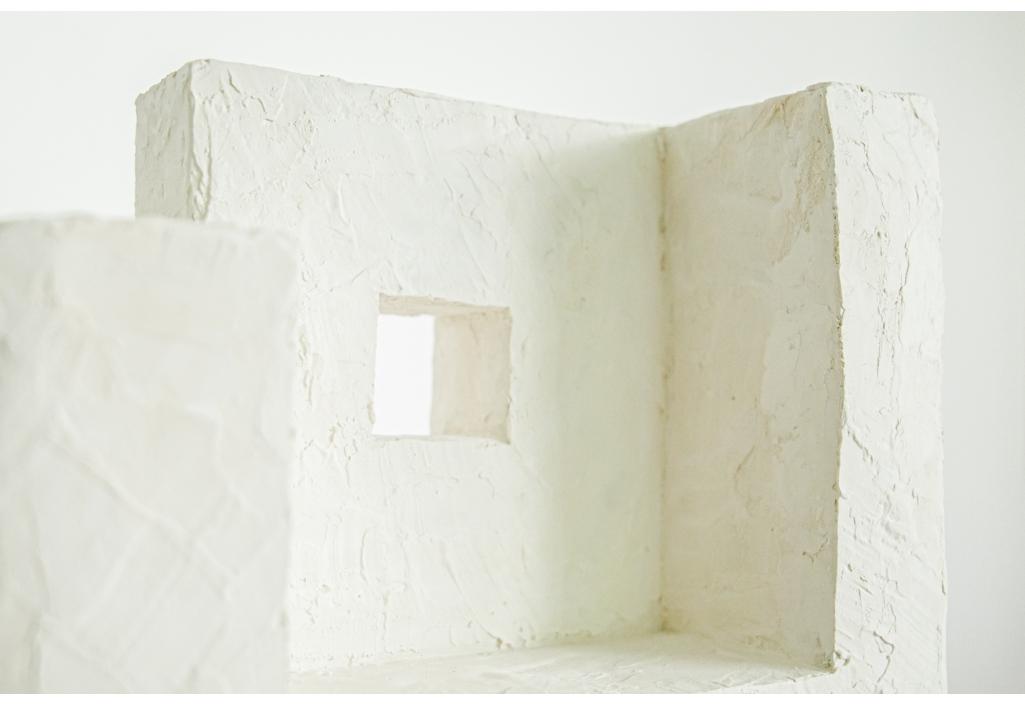 Architecture III ( porte en biais)