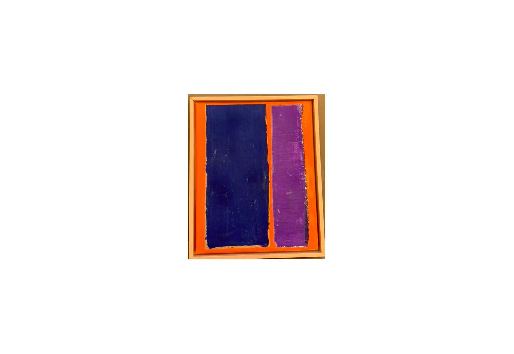 Orange colorfield