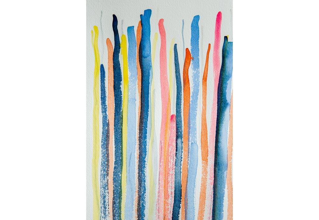 Ligne colorée 1