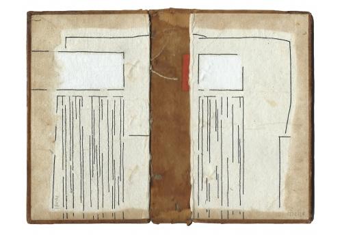 Livre ouvert 18096