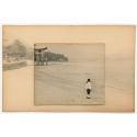 Fille sur le rivage, Hiroshima