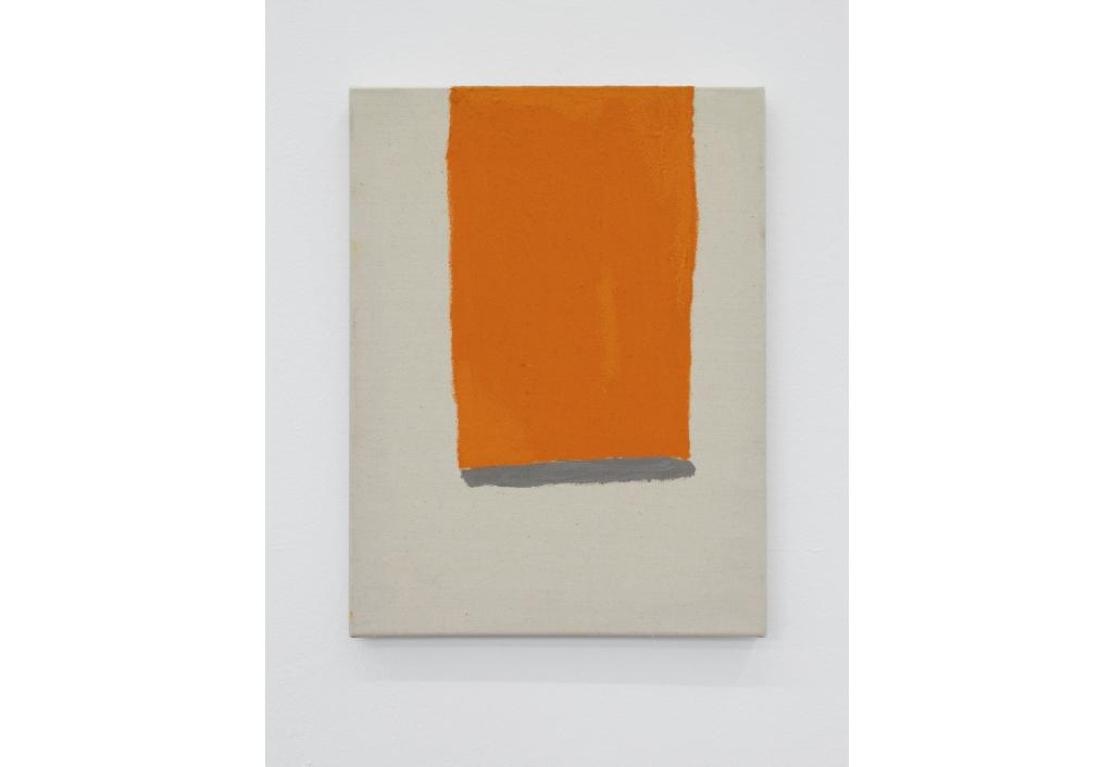 Untitled (orange rectangle)