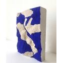 Bloc bi colore bleu 2