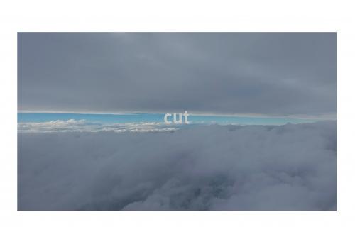 Borderless, Cut Sky I