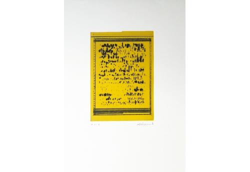 Monotype jaune