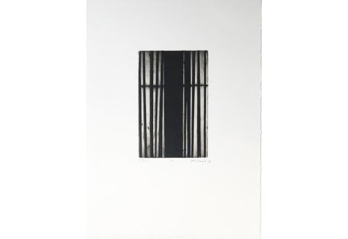 Monotype noir