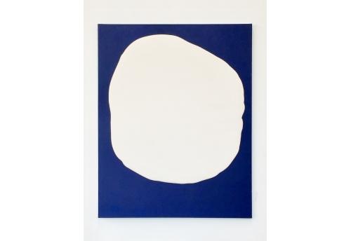 White in blue 01