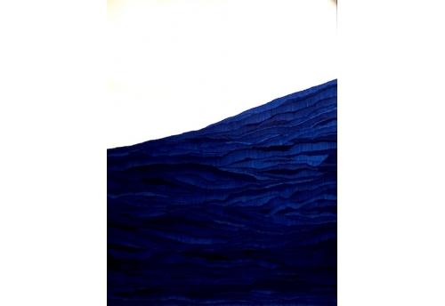 Encre XLIV - Bleu profond