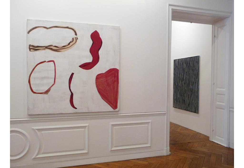 Painting Marie-Claude Bugeaud Zeuxis
