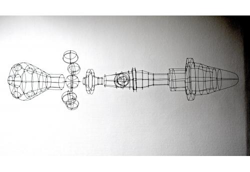 À suivre III - Série des vaisseaux