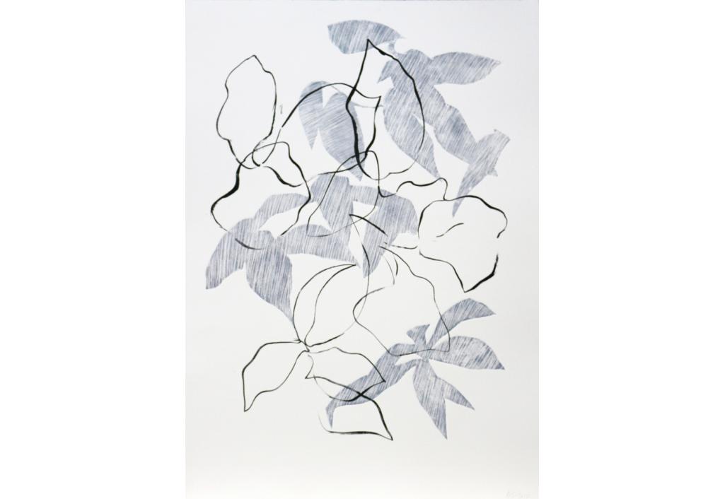 Rêver 1 Engraving Isabelle Beraut Zeuxis