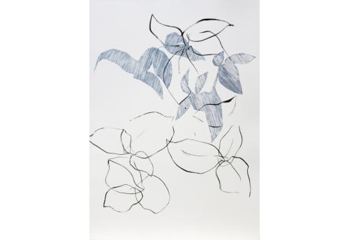 Rêver 3 Engraving Isabelle Beraut Zeuxis